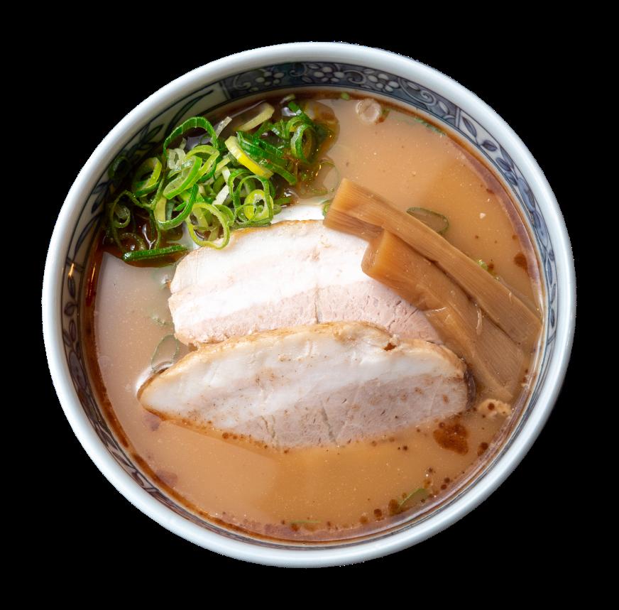 鯛だしつけ麺 - 鯛だしそば・つけ麺 はなやま