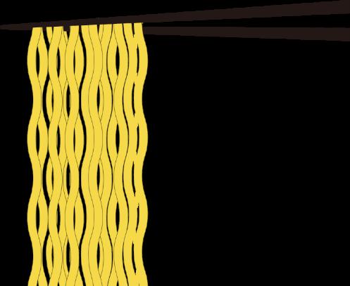 太縮麺 - 潮の風吹くラーメン ハナヤマZ
